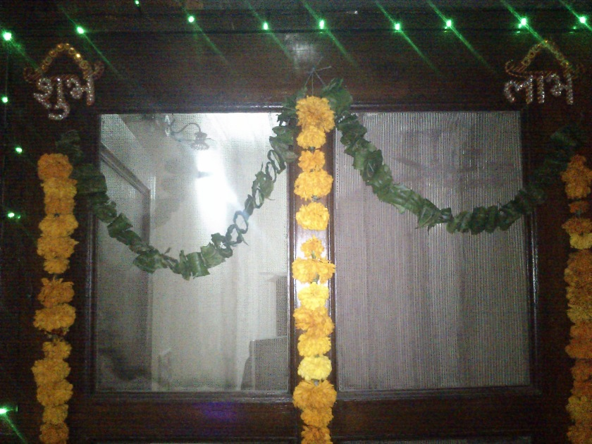 A Saddened Diwali!
