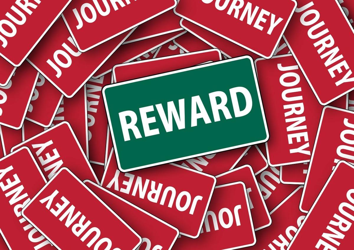 What does a Rewardmean?