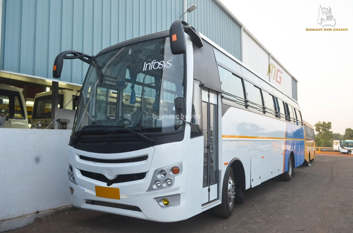 Infosys Bus System